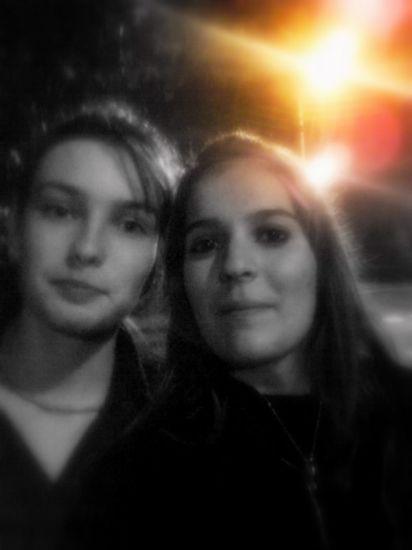 Ma fiancey darling & moi