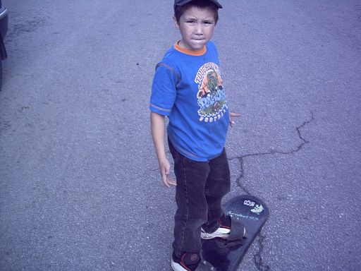 mon fils Marshall