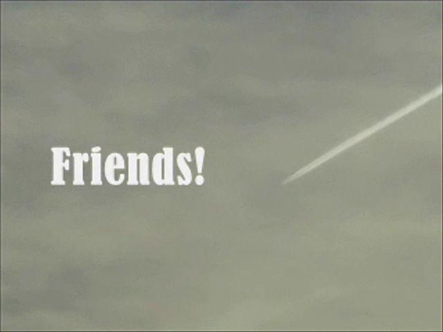 "Aperçu Intro de la part' ""FRIENDS!"" de ma vidéo ""Time's Up!"""