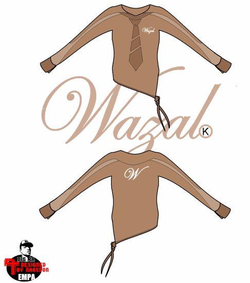 création  wazal  pour  femme