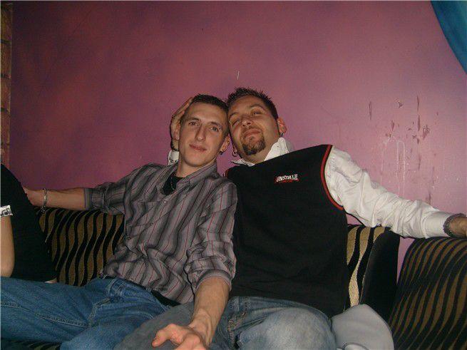 mon frère et un pote