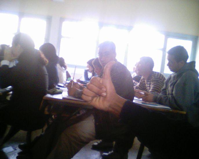 mon classe