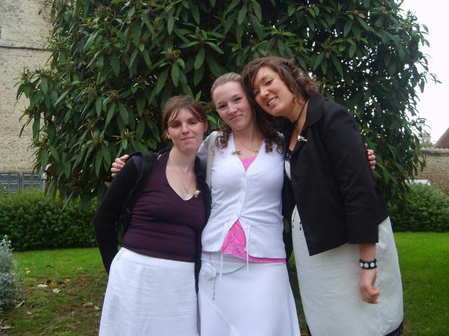 cécile, julie et moi