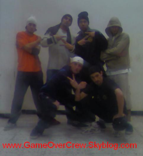 Game Over Crew