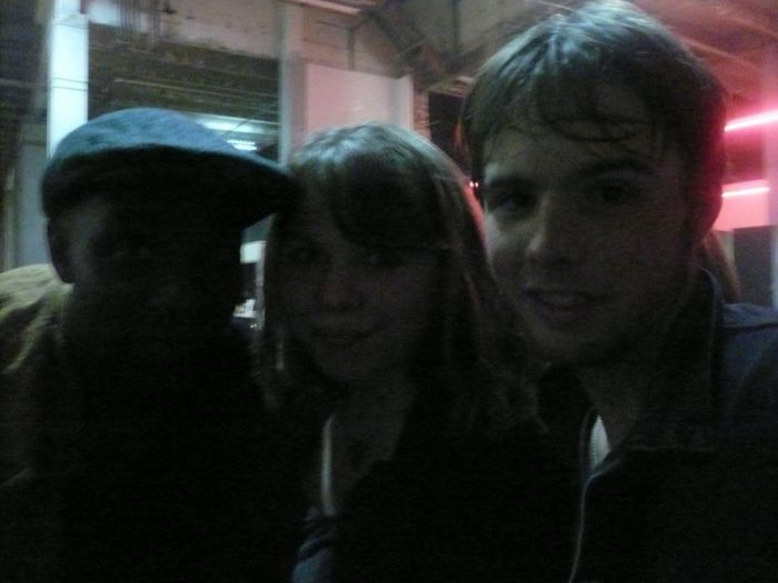 Gary, JM & Me