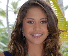 Miss Nouvelle-Calédonie 2007 Vahinerii Requillart