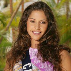 Vahinerii Requillart 1er dauphine de Miss France 2008