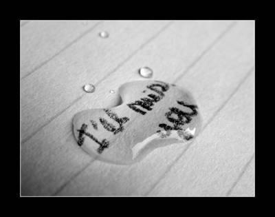 I'LL MiSs You (iF I LeAvE...)