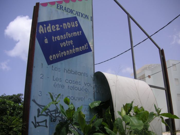 PANNEAU ERDICATION INSALUBRITES