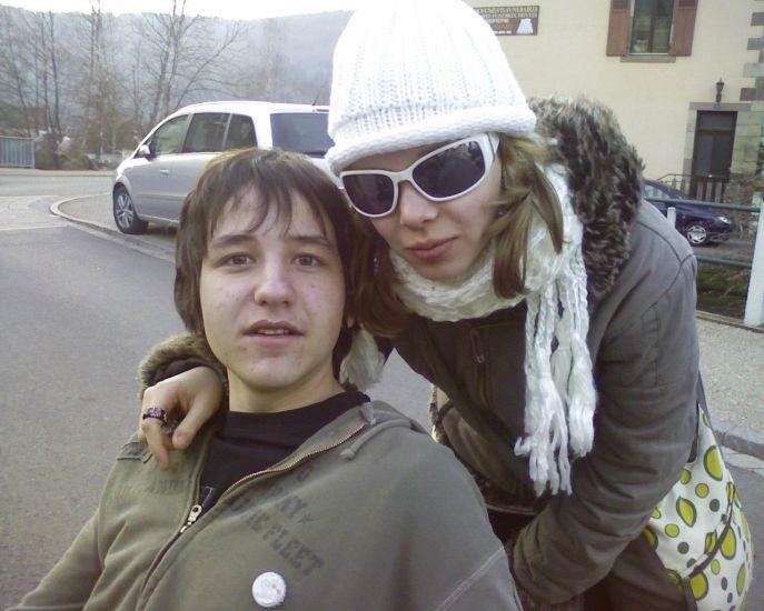 Anthony et moi