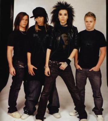 Tokio Hotel j'adore