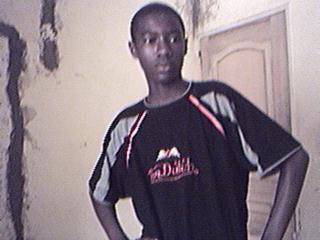 sa Madjib le fan n1 de Diouf et de Beckham