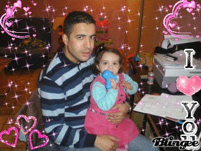 les deux amours de ma vie , ma fille et mon mari !!!!