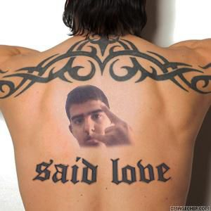 siad love