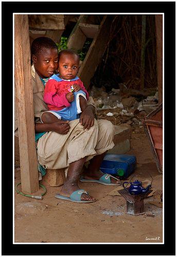 la pauvreté en Afrique