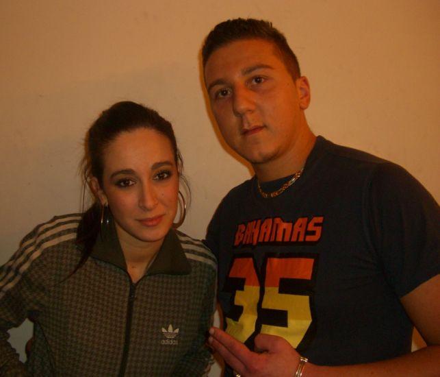 KENZA FARAH et DJ KAYZ
