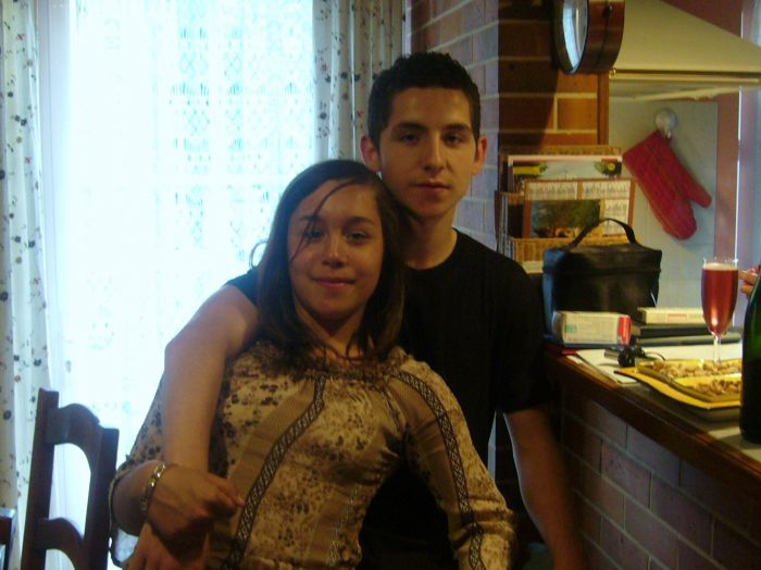 lui c mn couzin and my
