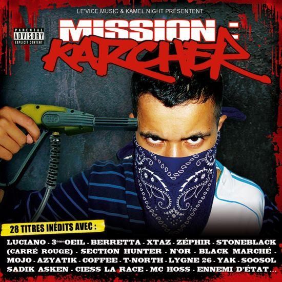 mission karcher