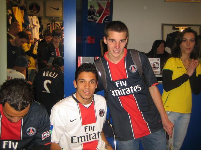 Everton et Moi