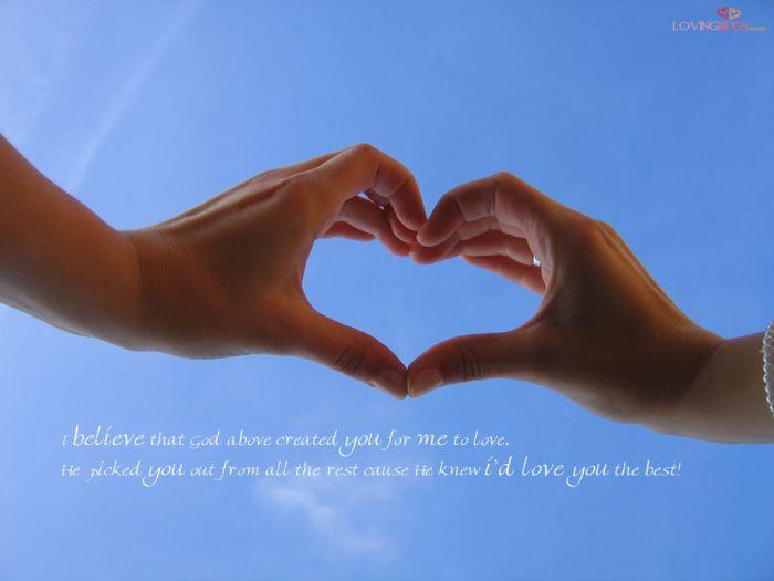 pour tous les amoureux