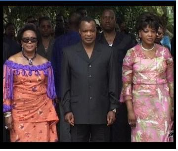 la dynastie Nguesso