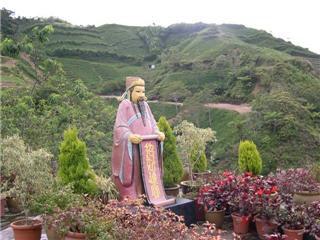 Bouddha en Malaisie