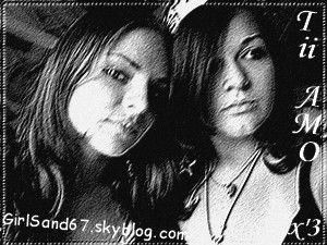 EléOnOrah && Caliice <3