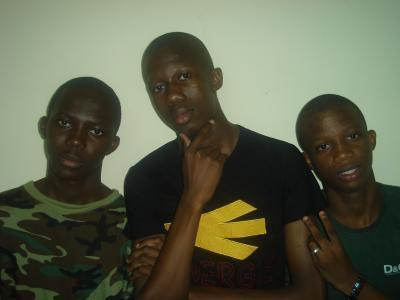 Le trio de CHOC