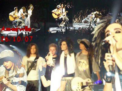 *-* (L) montage du concert d'Amnéville le 26/10/07 (L) *-*