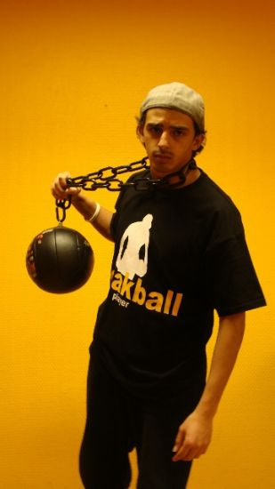 breakball player