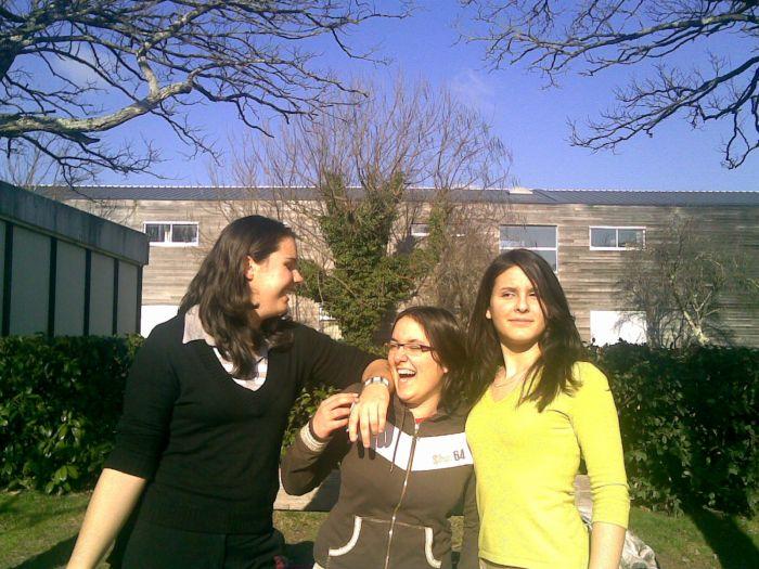Emilie, Moi et Sam