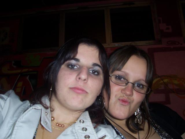ma Céline et moi