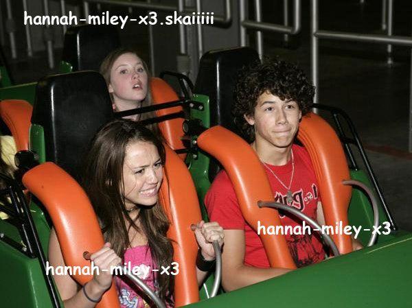 Miley & Nick