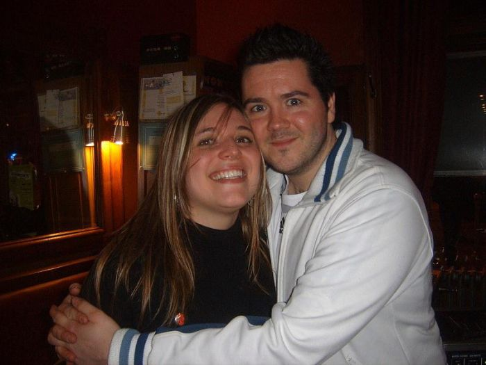 Cristina y Juan