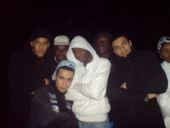 L'équipe Black Rabza