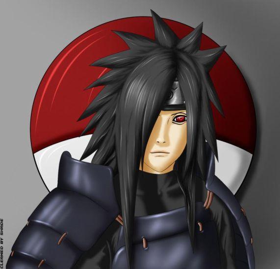 le creatuer du clan uchiwa  ( uchiwa madara )