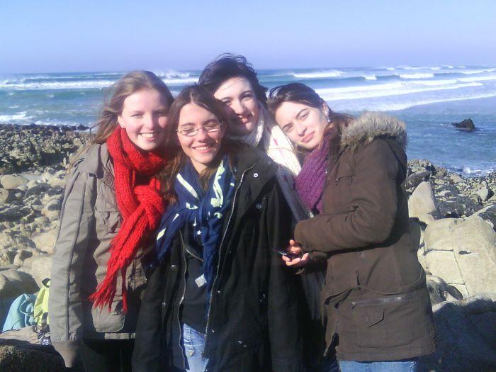 Aline & Manon & Camille & Justine