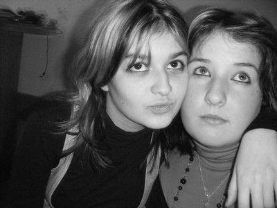 ma couzine et ma soeur