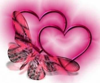 coeurs+papillon