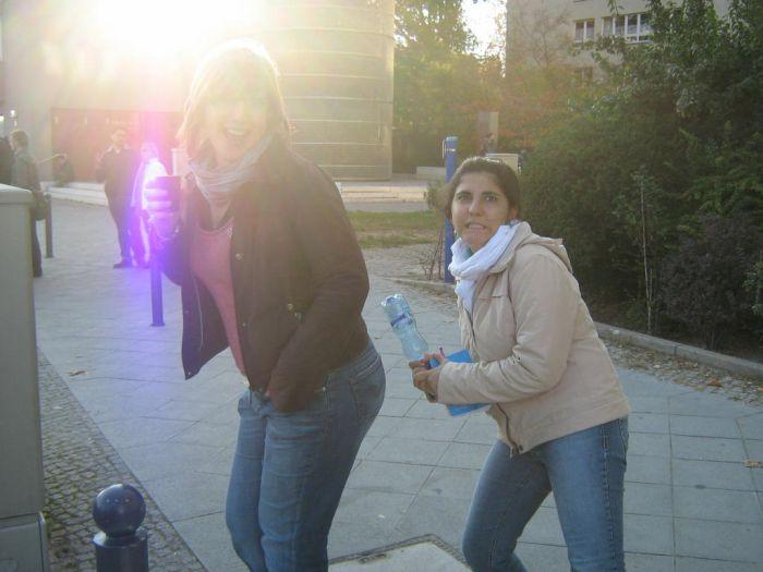 Fanny et moi. L'Allemagne...
