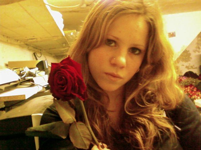 my rose de me