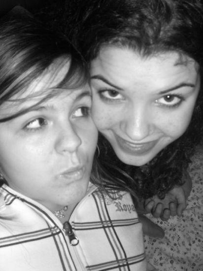Mon autre meilleure amie et moi ^^