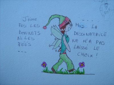 Artiste dans l'âme !^^