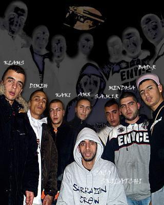 sarrazin crew