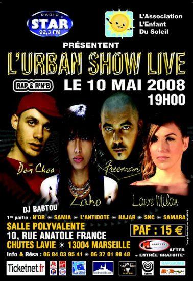 concert le 10 mai