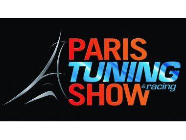 AFICHE OFFICIEL DU PARIS TUNING SHOW 2008