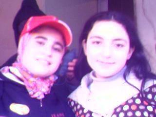 moi avec yousra