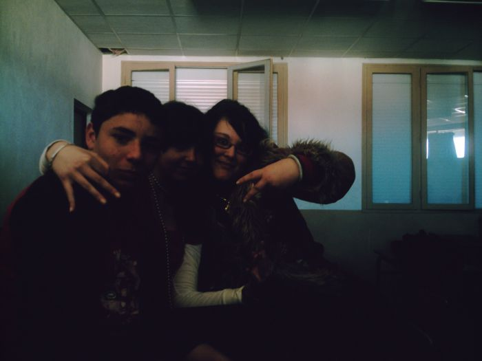 THE Trio <3 J'vous Aimeee