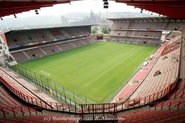 Stade du R.s.c.l vue de l'interieur....