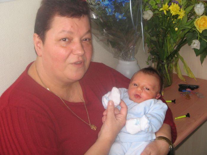 ma maman et mon petit bou